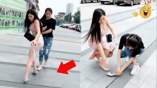 Funny Videos 2019 - People doing stupid things Part 9