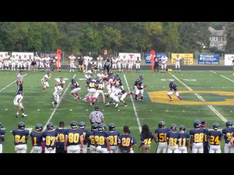 Brian Taylor #6 RB CB Catonsville high school