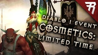 How to get all the Anniversary Transmogs, Pets, & Cosmetics (Diablo 3)