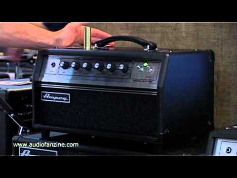AMPEG GVT SERIE video demo [Musikmesse 2011]