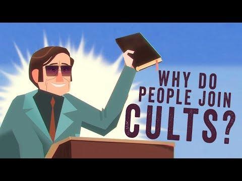 [TEDxEd] Почему люди вступают в секты?