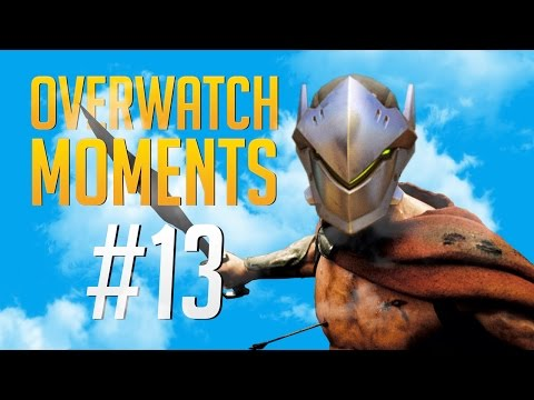 Overwatch Moments #13