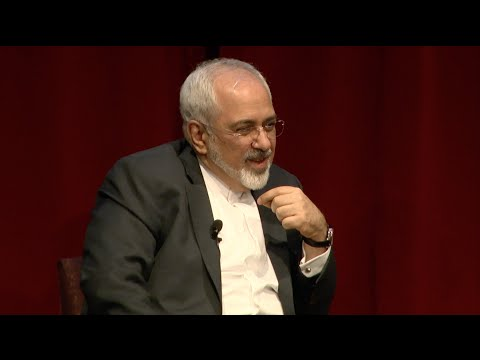 A Conversation With H.E. Dr. Mohammad Javad Zarif
