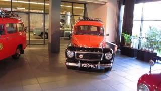 Volvo Duett 445 & P210 special versions @ Volvobeurs event 2013