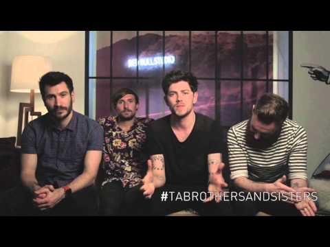 Be Part Of Twin Atlantic's Special 'brothers And Sisters' Video video