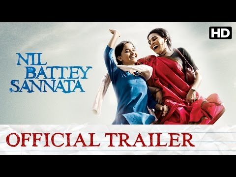 Nil Battey Sannata Official Trailer With Subtitle | Swara Bhaskar, Ratna Pathak