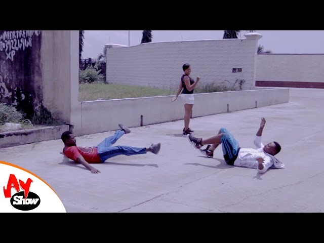 COMEDY SKIT - FUNNY BONE IN TROUBLE