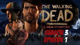 The Walking Dead - Season 3 - Episode 1 - Game Movie