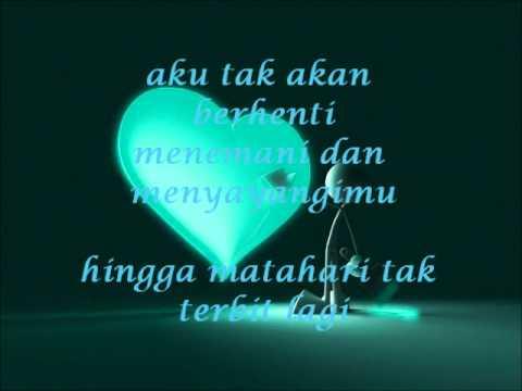download lagu Wali Band - Doaku Untukmu Sayang  Lyrics gratis