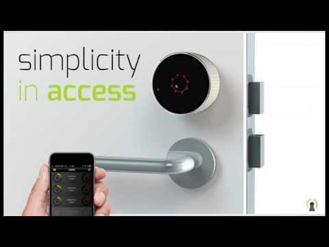 No more keys lock and unlock with you phone