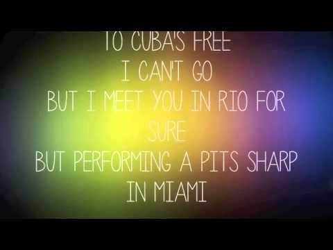 Pitbull Ft Priyanka Chopra Exotic Lyrics video