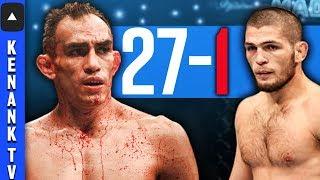 Why Tony Ferguson DESTROYS & BEATS Khabib Nurmagomedov   UFC: Full Fight Breakdown Prediction