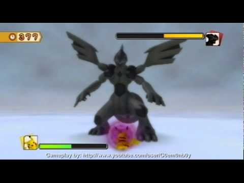 37) Pokepark 2:Zekrom VS Pikachu (G0EM0NB0Y Playthrough)