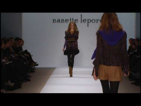 Nanette Lepore 2009 Fall Collection Video