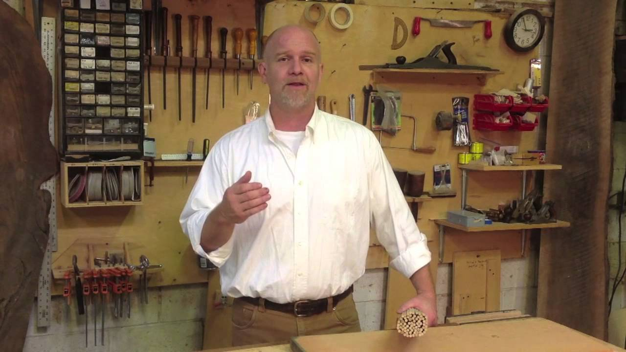 woodworking techniques video