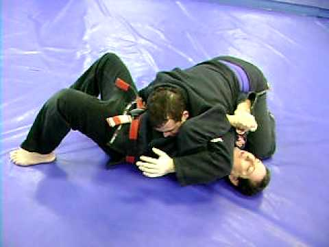 Vancouver MMA Grappling - Escape from Side Mount - Marcus Soares Image 1