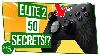 Xbox Elite 2 Controller 50 SECRETS you WON'T KNOW!