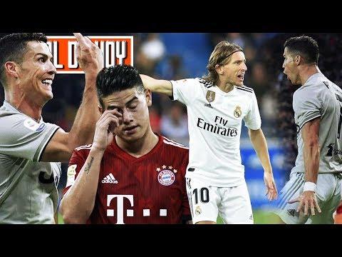 En crisis: Real Madrid y Bayern Munich I Golazo de CRlSTlANO I Resumen Jornada thumbnail