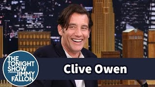 Clive Owen's Nose Was Mangled by a Tree MP3