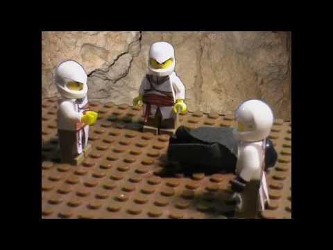 LEGO Assassin`s Creed. Season 1, Episode 1/Кредо Убийцы. Сезон 1, Серия 1. Легосериал