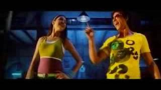 Indian Film Song Rab Ne Bana Di Jodi Dance Pe Chance Acting By Shahrukh Khan and Anushka Sharma