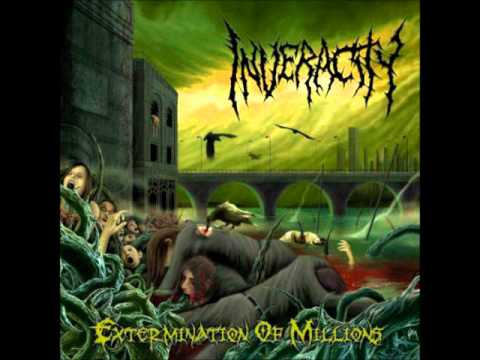 Inveracity - Behind The Walls Of Derangement