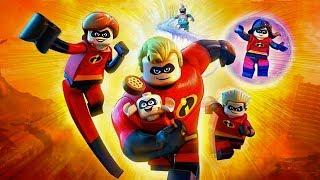 LEGO Los Increibles 1 - Pelicula completa en Español 2018 - PC [1080p 60fps]