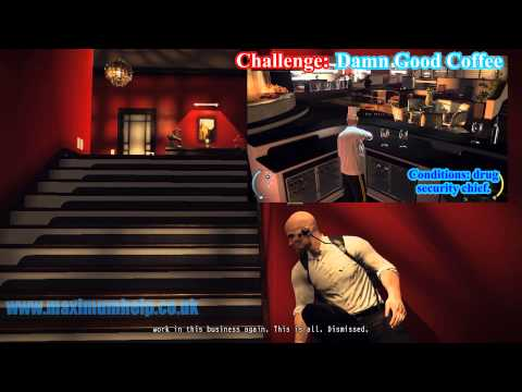 02 Hitman Absolution A Personal Contract All Challenges! Stealth Walkthrough Purist Difficulty DX11