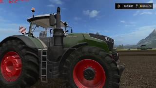 FARMING SIMULATOR 17 TEST MODCONTEST fendt 1050 & 824