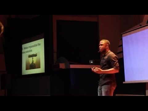 How to Find Your Passion and Inner Awesomeness: Eugene Hennie at TEDxMMU