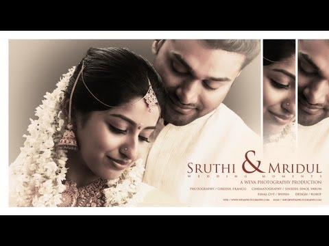 South Indian Wedding Video Highlights of Sruthi & Mridul