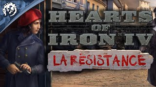 Hearts of Iron: La Resistance - Announcement Trailer #PDXCON2019