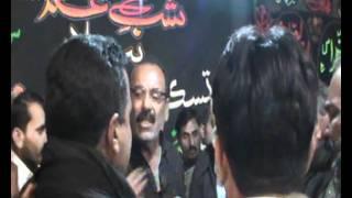 USTAD KAREEM BUX KAMAN 26 SAFAR BABARLOI 2012 (BABARLOI AZADARI CHANNEL)