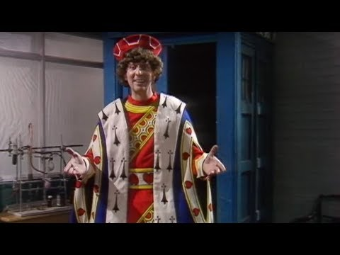 The Doctor and a Dandelion - Doctor Who - Robot - BBC