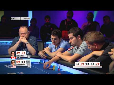 EPT 10 Barcelona 2013 Super High Roller Episode 1 PokerStars.com HD