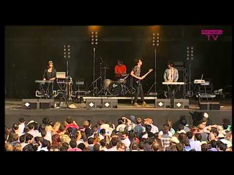 "Poolside ""Next to you"" @ Primavera Sound 2013"