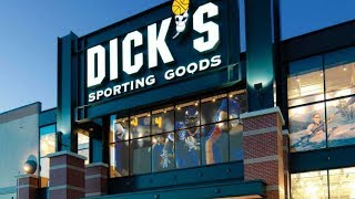 2nd Amendment Backlash: Dick's Sporting Goods Sales Collapse!!!