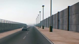 What Trump's border wall could look like