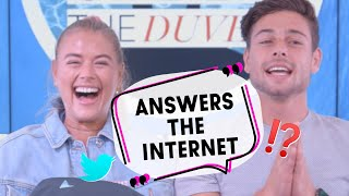 """""""A girl should always follow her gut!"""": Arabella and Tom 'Answer The Internet'"""