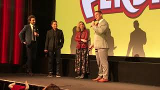 Ferdinand Movie Premiere London Intros With John Cena, Sally Phillips And Carlos Saldanha