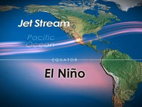 Could El Nino end California's drought?