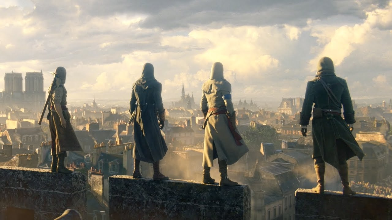 assassins creed unity patch 1.2 for reloaded