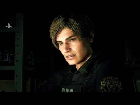 Resident Evil 2 Remake Announcement Trailer - E3 2018