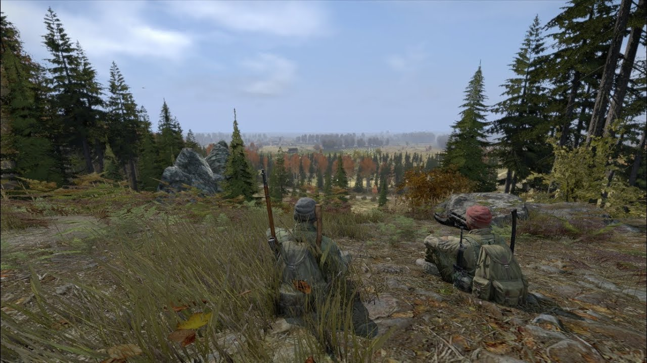 Successful Graphics Glitch Fix for nVidia GPU Users : dayz