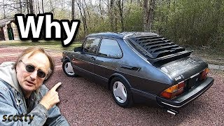 Here's Why People Love Saab Cars
