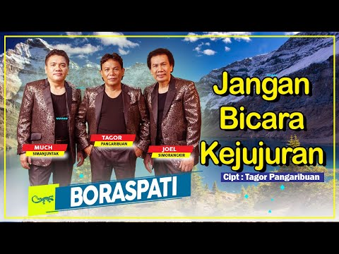 Boraspati - JANGAN BICARA KEJUJURAN [Official Music Video] Lagu Pop Indonesia Terbaru 2019