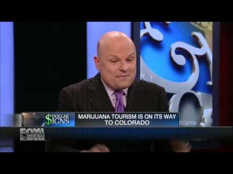Colorado Businesses Pushing Marijuana Tourism