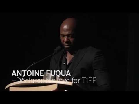 ANTOINE FUQUA Declares His Love For TIFF | TIFF 2016