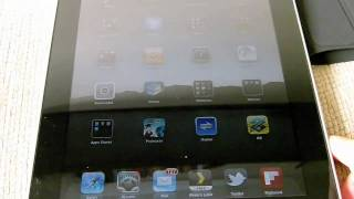 Vendo iPad 32Gb 3G+wifi - baratinho!