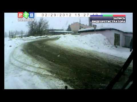 В Тейкове участились автоподставы перевозчиков